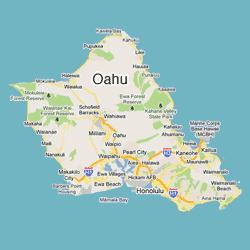 Maps Cheap Honolulu Airport Car Rental